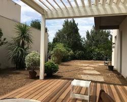 + qu'un jardin... – Sète - Conception, création et entretien d'un jardin dans le quartier Villeroy à Sète